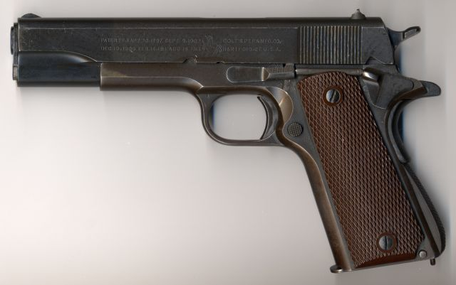 Colt 1911 Cleaning and Repair Manuals
