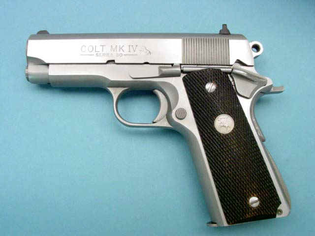 Colt Mark IV Series 70 Service Manuals, Cleaning, Repair Manuals - Click Image to Close