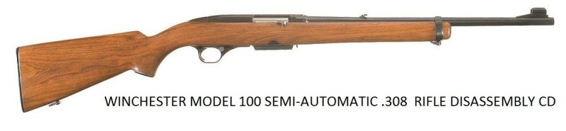 Winchester 100 Service Manuals, Cleaning, Repair Manuals - Click Image to Close
